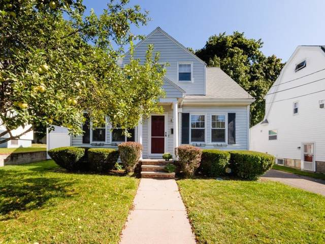 17 Chesbrough Road, Boston, MA 02132 (MLS #72566738) :: Vanguard Realty