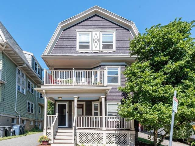 23 Asticou Rd #2, Boston, MA 02130 (MLS #72566745) :: Vanguard Realty