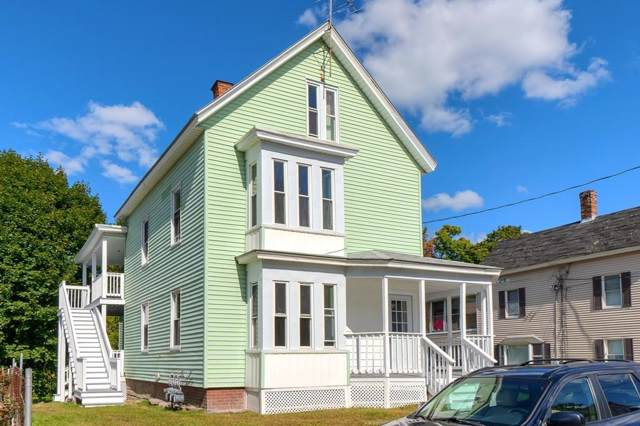 93 Cottage Street #93, Leominster, MA 01453 (MLS #72566803) :: Trust Realty One