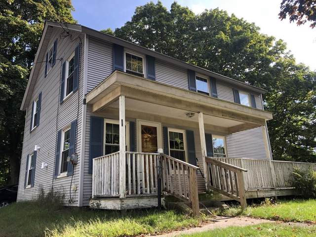 111 High St., Upton, MA 01568 (MLS #72566810) :: Trust Realty One