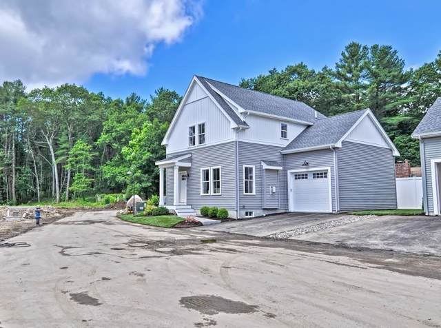 10 O'reilly Lane Lot 8, Foxboro, MA 02035 (MLS #72566844) :: Charlesgate Realty Group