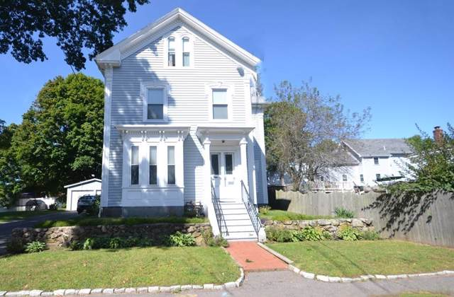 27 County St #1, Ipswich, MA 01938 (MLS #72566869) :: Trust Realty One