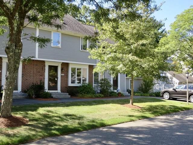 1203 Foxwood Circle #1203, Peabody, MA 01960 (MLS #72566893) :: Team Patti Brainard