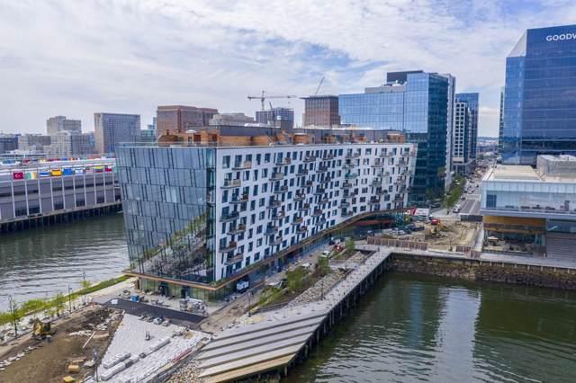 300 Pier 4 Blvd 4B, Boston, MA 02210 (MLS #72566905) :: Charlesgate Realty Group