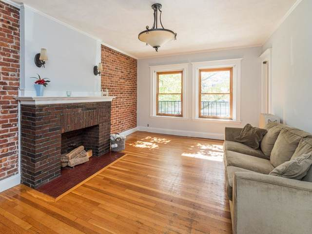 1259 Commonwealth Ave #2, Boston, MA 02134 (MLS #72566960) :: Vanguard Realty