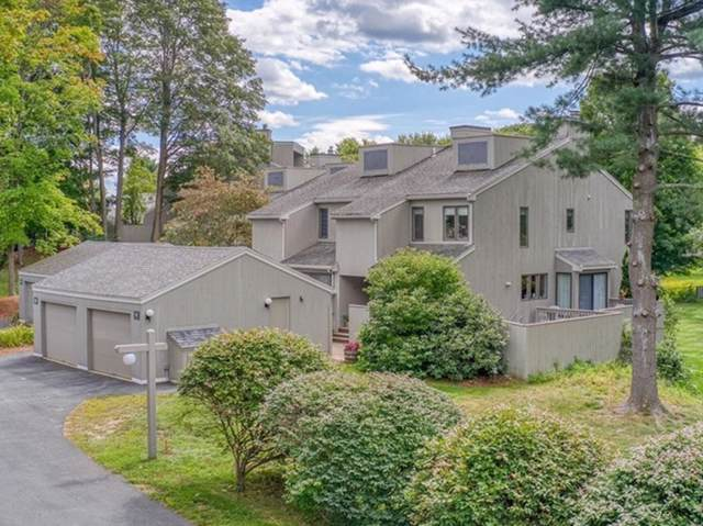 11 Mill Pond #11, North Andover, MA 01845 (MLS #72566964) :: Exit Realty
