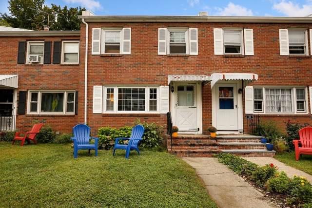 20 Goldsmith St #20, Boston, MA 02130 (MLS #72566998) :: Vanguard Realty