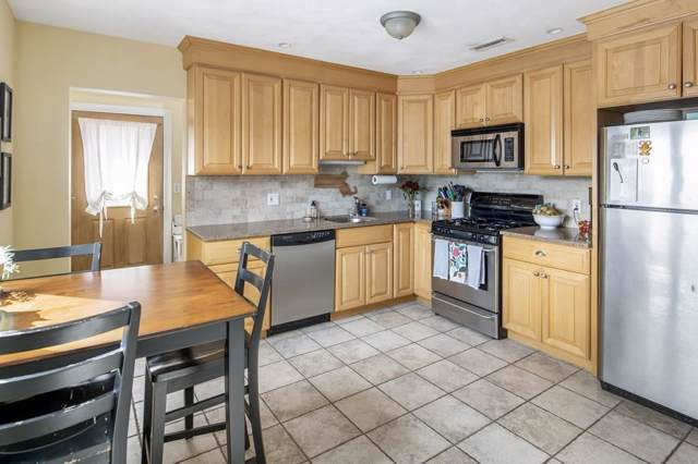 10 Houghton #2, Somerville, MA 02143 (MLS #72567012) :: DNA Realty Group