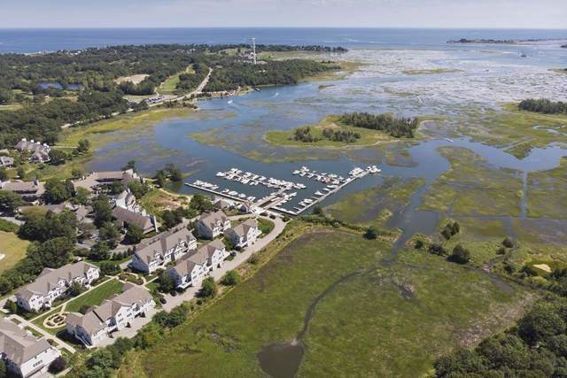 60 New Driftway #8, Scituate, MA 02066 (MLS #72567036) :: Team Tringali