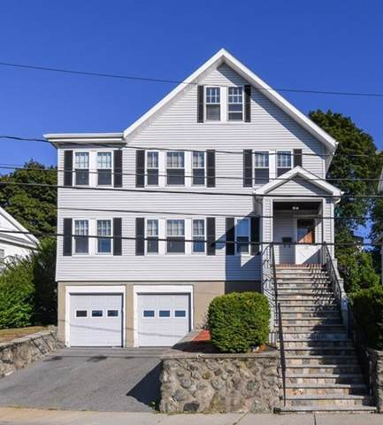 10 Edgecliff Rd, Watertown, MA 02472 (MLS #72567067) :: Vanguard Realty