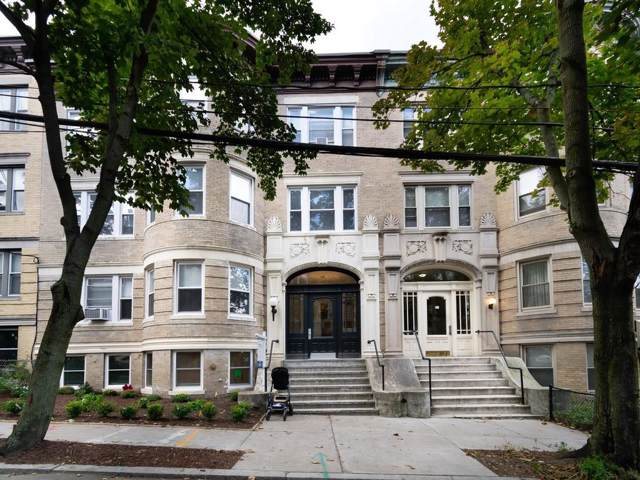 10 Fuller St G, Brookline, MA 02466 (MLS #72567134) :: The Muncey Group