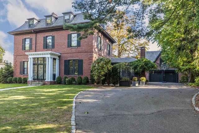 96 Ivy St, Brookline, MA 02446 (MLS #72567138) :: The Muncey Group