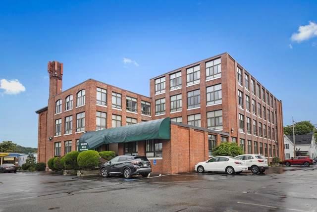 10 Linwood Street #402, Malden, MA 02148 (MLS #72567222) :: DNA Realty Group