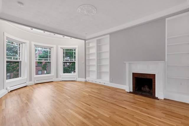 439 Marlborough Street #31, Boston, MA 02115 (MLS #72567279) :: Compass