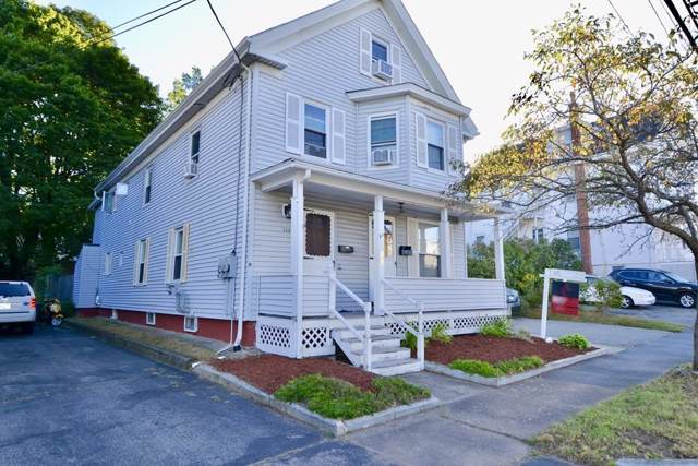 143 Maple Street #1, Danvers, MA 01923 (MLS #72567322) :: DNA Realty Group