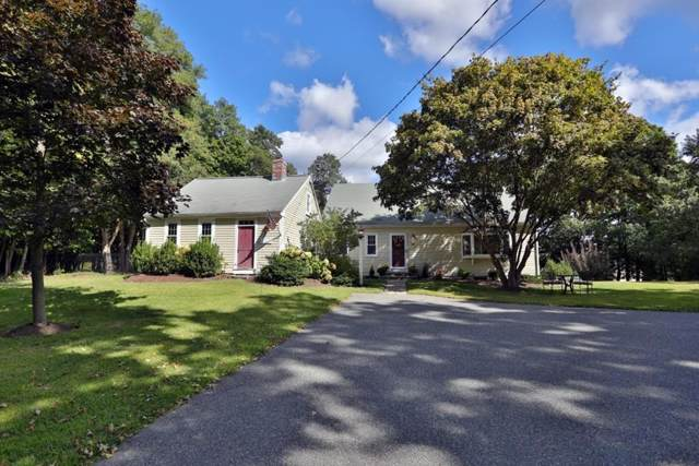 621 Lowell Street, Lynnfield, MA 01940 (MLS #72567343) :: The Muncey Group