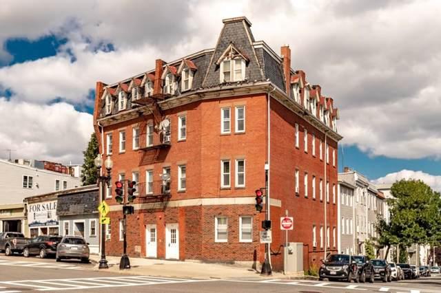 132 Emerson Street #33, Boston, MA 02127 (MLS #72567356) :: Compass