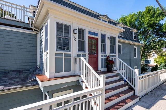 30 Monmouth #30, Somerville, MA 02143 (MLS #72567385) :: DNA Realty Group