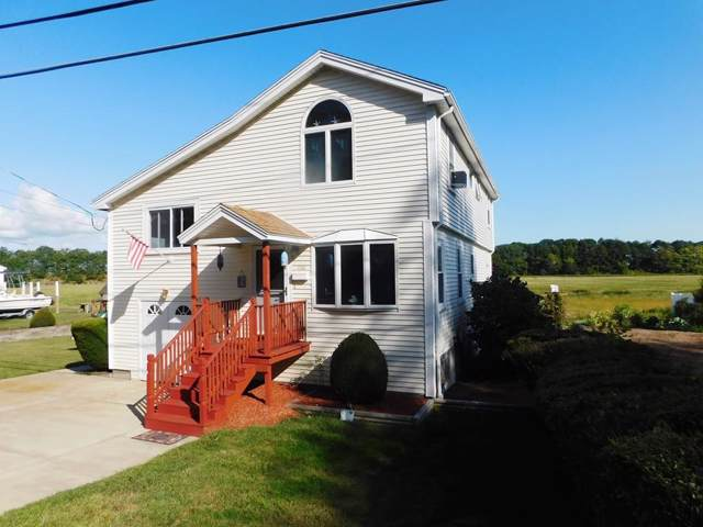 100 Rhoda St, Quincy, MA 02169 (MLS #72567444) :: DNA Realty Group