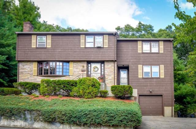 36 Colwell Dr, Dedham, MA 02026 (MLS #72567571) :: The Muncey Group