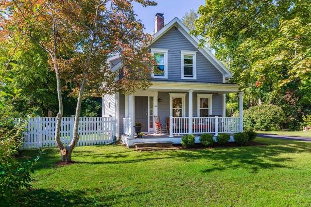 445 Plymouth St, East Bridgewater, MA 02333 (MLS #72567589) :: Kinlin Grover Real Estate