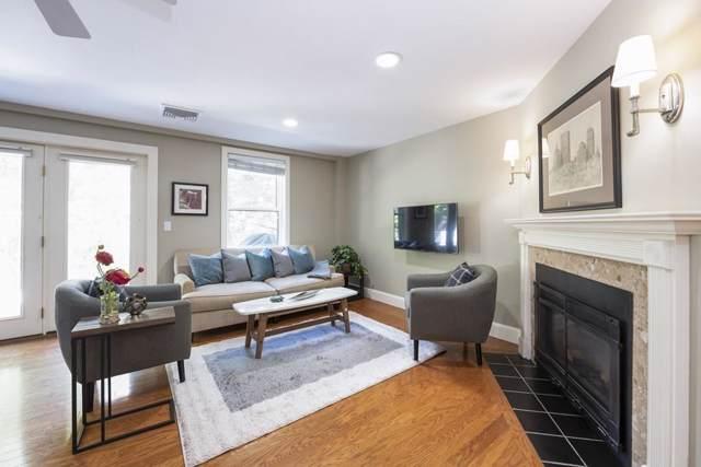 35 Chestnut Street #106, Boston, MA 02129 (MLS #72567602) :: RE/MAX Vantage
