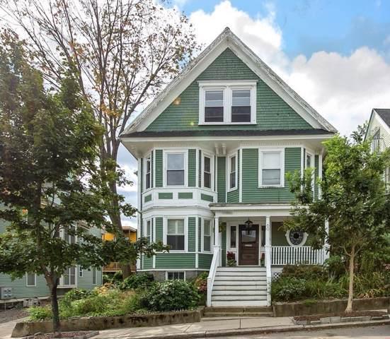 60 Sawyer Ave #3, Boston, MA 02125 (MLS #72567608) :: Trust Realty One