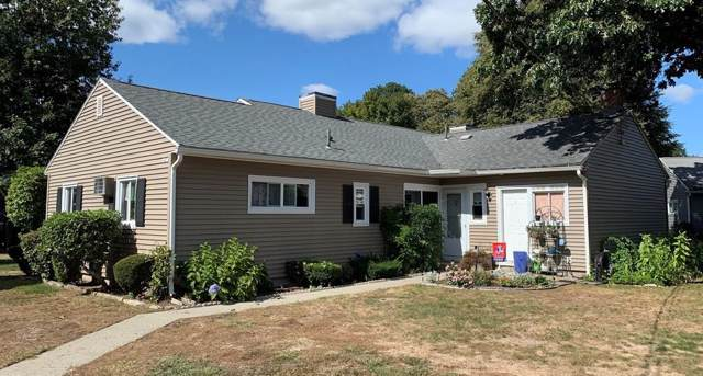 22 Pheasant Way #22, Chicopee, MA 01022 (MLS #72567625) :: Kinlin Grover Real Estate