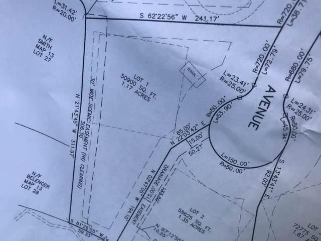 Lot 1 Granite Ave, Raynham, MA 02767 (MLS #72567635) :: Kinlin Grover Real Estate