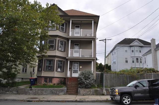 436 Sawyer St, New Bedford, MA 02746 (MLS #72567671) :: Kinlin Grover Real Estate