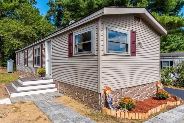 14 Cheryl Lane, Carver, MA 02330 (MLS #72567726) :: Kinlin Grover Real Estate