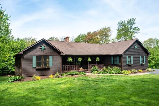 137 Moulton Hill Rd, Monson, MA 01057 (MLS #72567749) :: Spectrum Real Estate Consultants