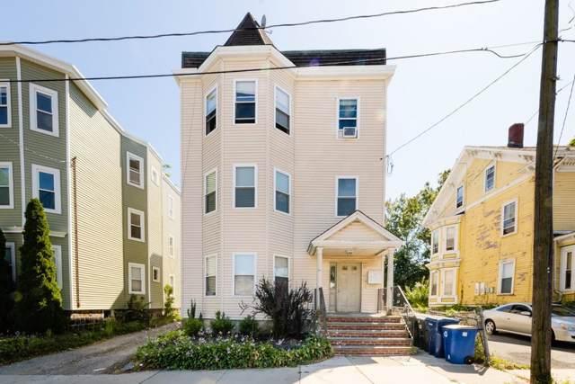 23 Beale St #2, Boston, MA 02124 (MLS #72567819) :: Compass