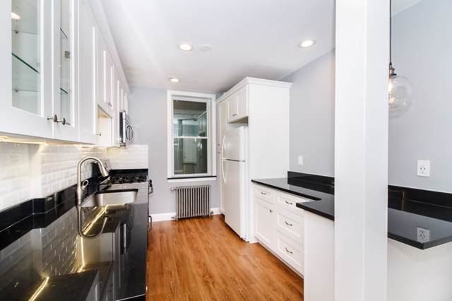 87A Mason Terrace A, Brookline, MA 02446 (MLS #72567821) :: Spectrum Real Estate Consultants