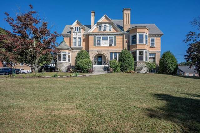 178 E Haverhill St A, Lawrence, MA 01841 (MLS #72567868) :: The Muncey Group