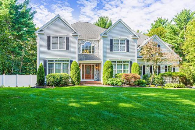 13 Downing Dr, Norton, MA 02766 (MLS #72567888) :: Spectrum Real Estate Consultants