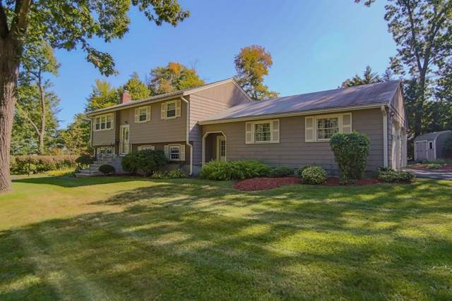 7 Joanne Road, Burlington, MA 01803 (MLS #72567893) :: Spectrum Real Estate Consultants