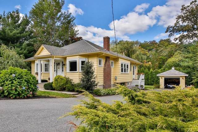 17 Spring Street, Lexington, MA 02421 (MLS #72567904) :: The Muncey Group