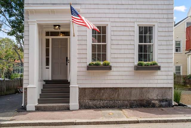 7 Union Street #2, Salem, MA 01970 (MLS #72567912) :: The Muncey Group