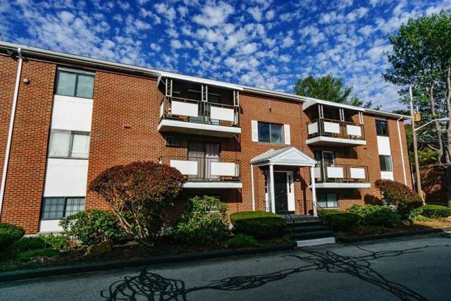 50 Colonial Dr #8, Andover, MA 01810 (MLS #72567913) :: The Muncey Group