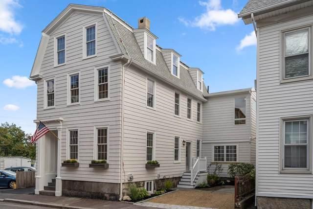 7 Union Street #1, Salem, MA 01970 (MLS #72567915) :: Spectrum Real Estate Consultants