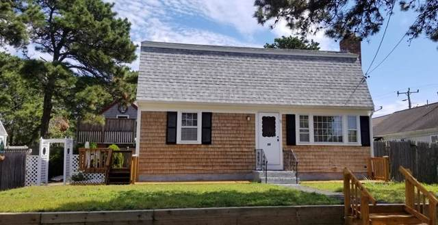 96 Captain Chase Road, Dennis, MA 02639 (MLS #72567921) :: Spectrum Real Estate Consultants