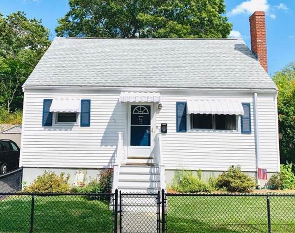 5 Bradlee Street, Boston, MA 02136 (MLS #72567944) :: Compass