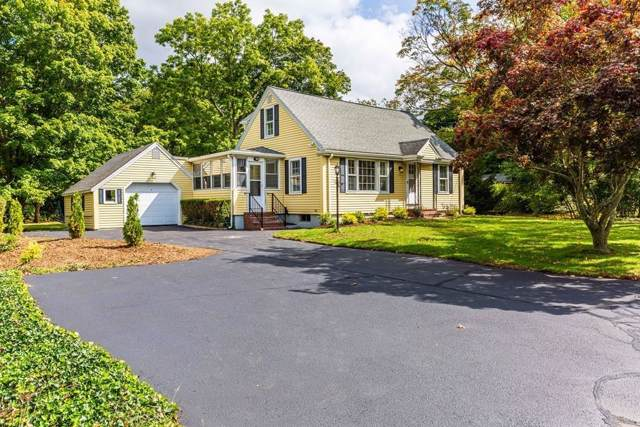 66 Center St, Raynham, MA 02767 (MLS #72567947) :: Spectrum Real Estate Consultants