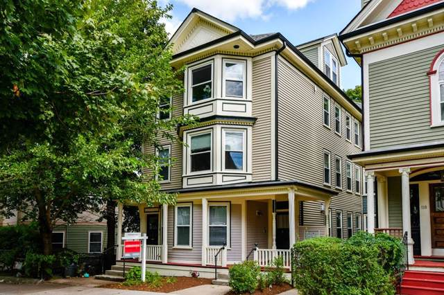 114 Chestnut Ave #4, Boston, MA 02130 (MLS #72567963) :: Compass
