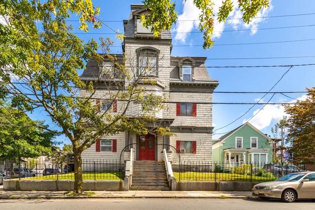 74 Newhall St #6, Lynn, MA 01902 (MLS #72567967) :: Spectrum Real Estate Consultants