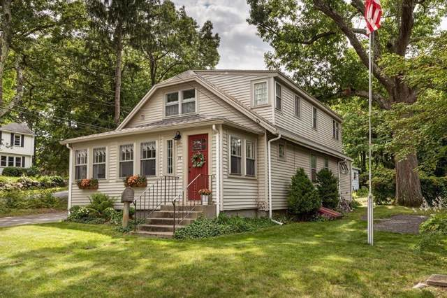 28 Lookout Avenue, Natick, MA 01760 (MLS #72567978) :: Compass