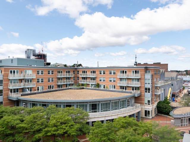 4 Battery Wharf #4602, Boston, MA 02109 (MLS #72567985) :: Compass