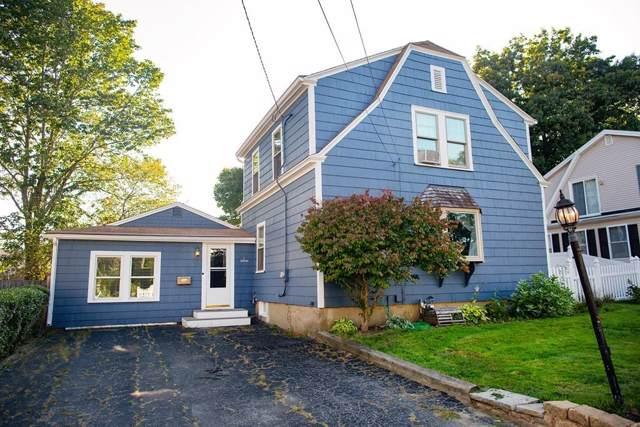 7 Gardner St, Amesbury, MA 01913 (MLS #72568079) :: Maloney Properties Real Estate Brokerage
