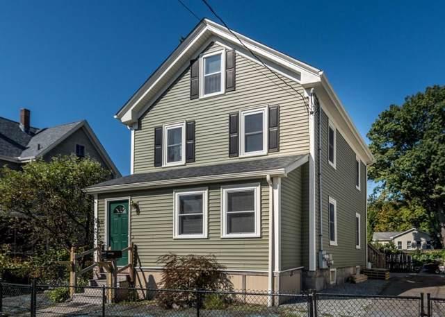 315 Newton Street, Waltham, MA 02453 (MLS #72568110) :: Vanguard Realty